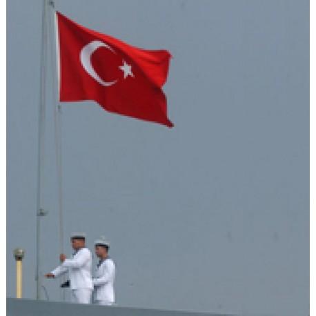 RŞ Raşel Kumaş Gönder Bayrağı
