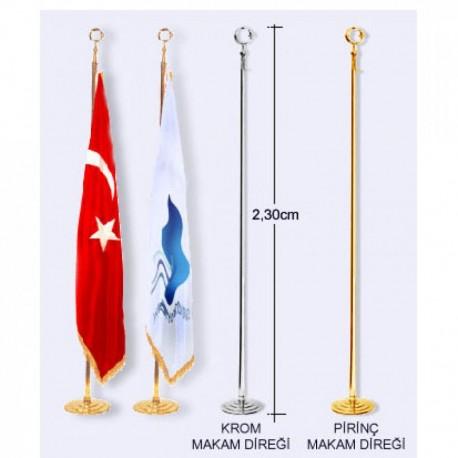 LM Logolu Makam Bayrağı