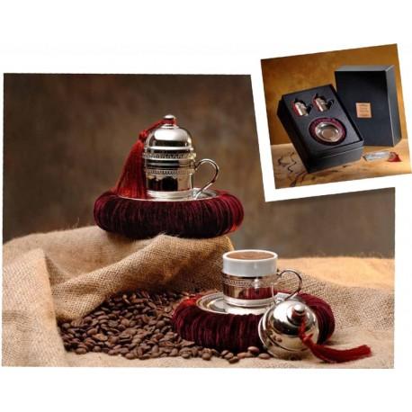 MNT  Mini Tiryaki Kahve Seti Klasik