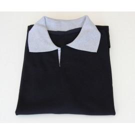Çf Çift Renk Düğmesiz Lacoste T-Shirt