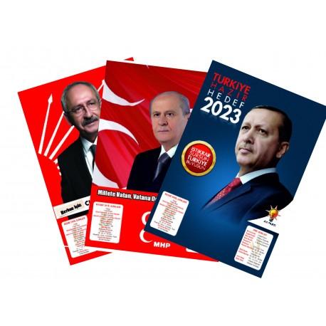 Özel Siyasi Blok Kartonu