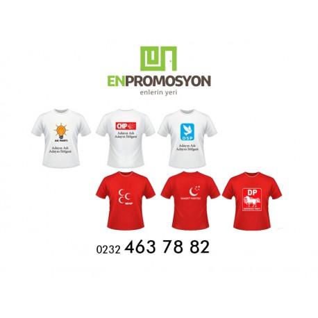 Seçim T-Shirtları
