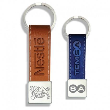 DS Metal & Deri Anahtarlık