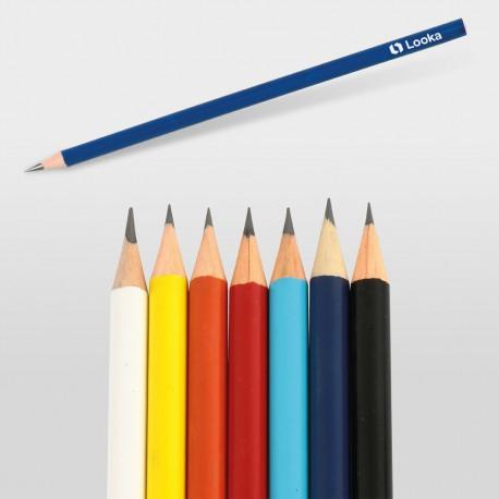 ÖZLEN Yuvarlak Renkli Kurşun Kalem