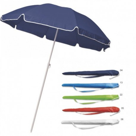 Logo Baskılı Plaj Şemsiyesi